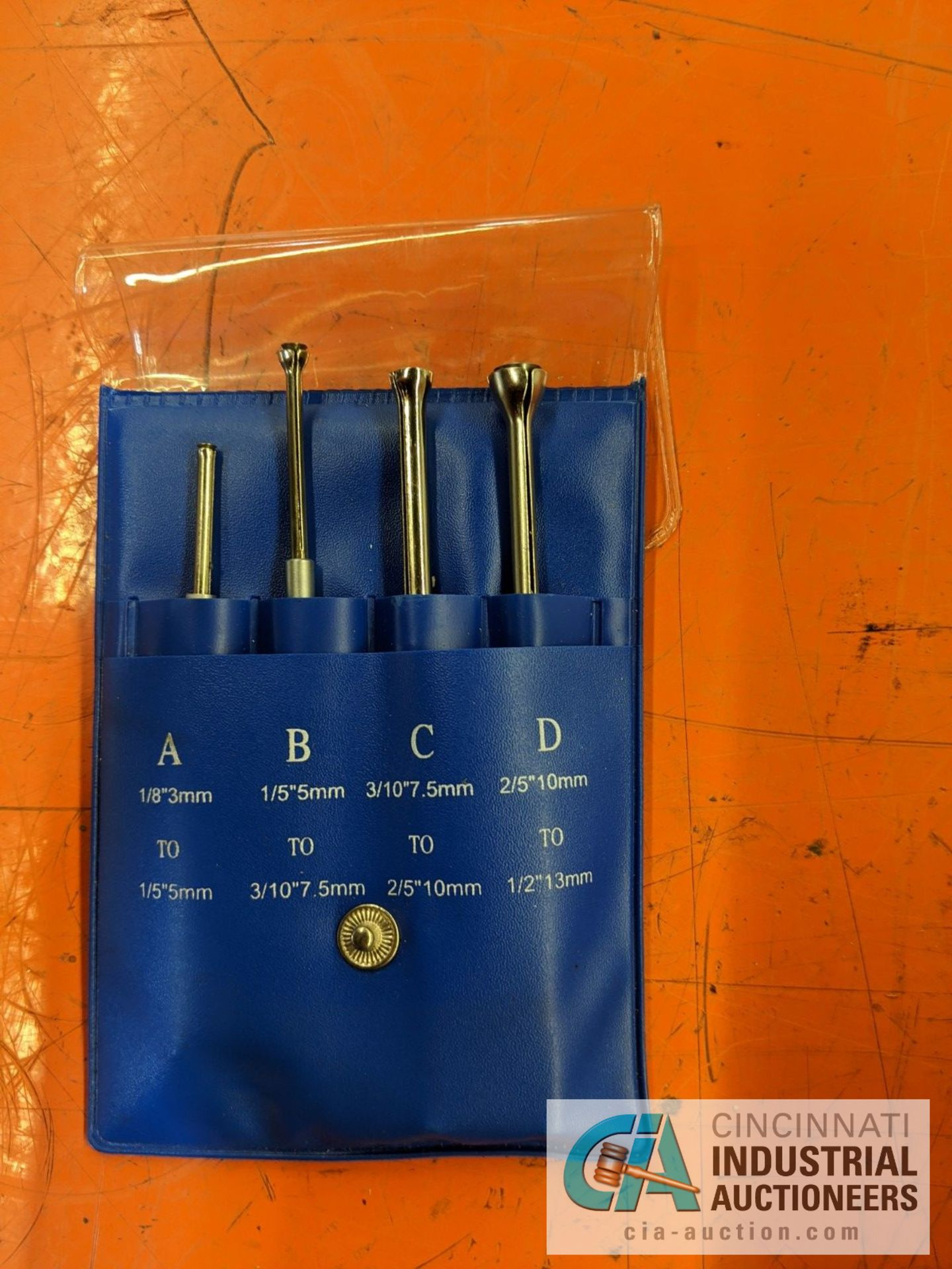 (LOT) INSPECTION; T-HANDLE MICROMETERS, PARALLEL SET AND Z-AXIAL PRESET GAUGE - Image 6 of 8