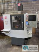 "HAAS MODEL ""SUPER-SMINI MILL"" CNC VERTICAL MACHINING CENTER; S/N 1109959, 12"" X 35"" TABLE, X-"