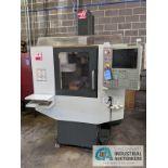 "HAAS MODEL ""SUPER-SMINI MILL"" CNC VERTICAL MACHINING CENTER; S/N 1109959, 12"" X 35"" TABLE, X-"