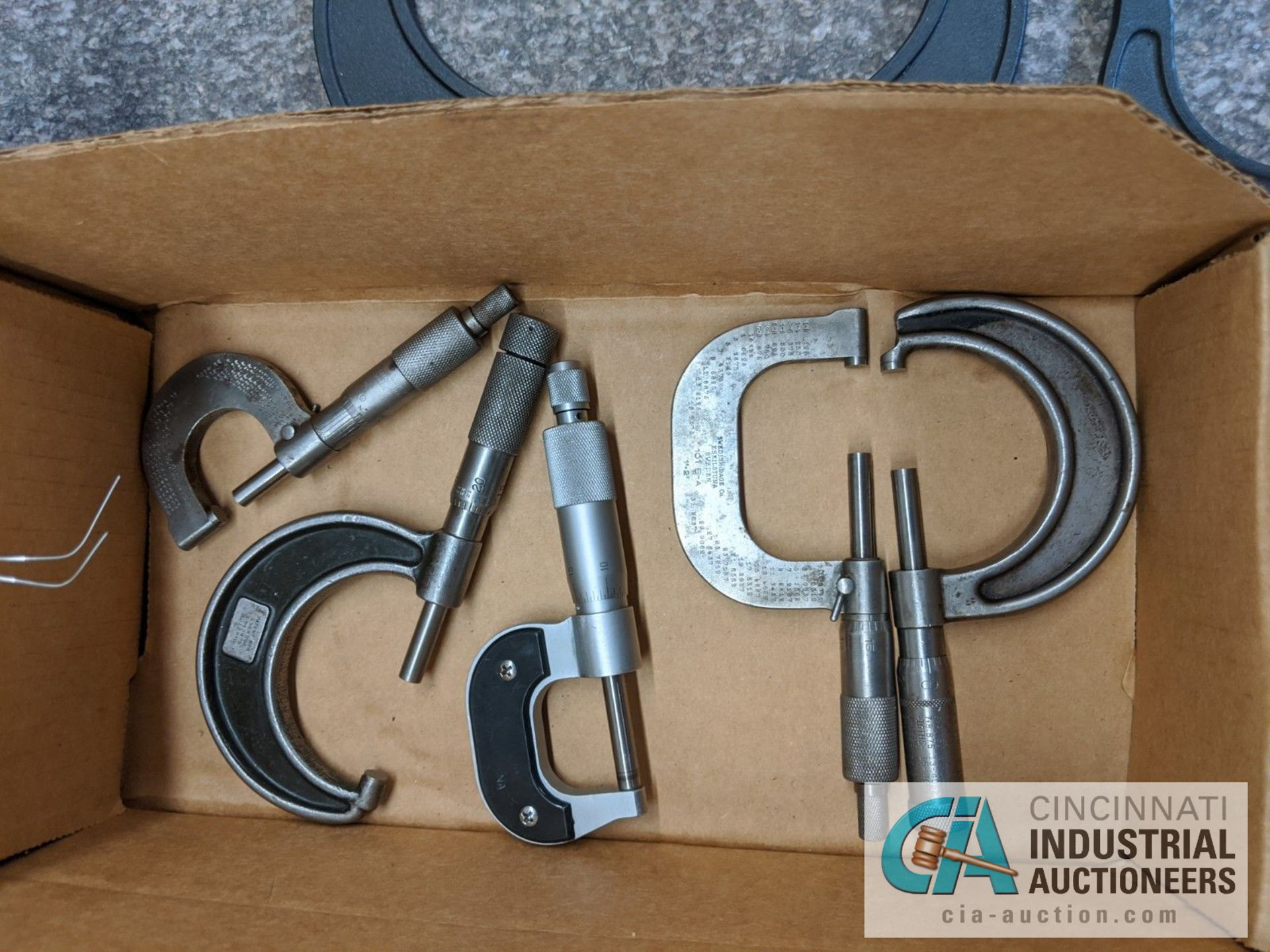 ASSORTED OD MICROMETERS - Image 3 of 3