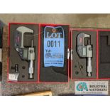 "SPI DIGITAL OD MICROMETERS, 0-1"" AND 1-2"""