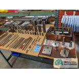 (LOT) ASSORTED BROACH TOOLING