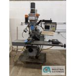 """3 HP CLEVELAND MODEL CNC VERTICAL MILL, 13"""" X 50"""" TABLE, CENTROID MODEL M15-5 3-AXIS CONTROLLERS,"""