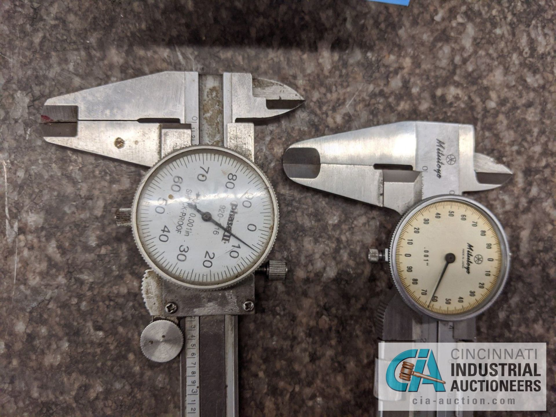 DIAL TYPE CALIPERS - Image 4 of 4