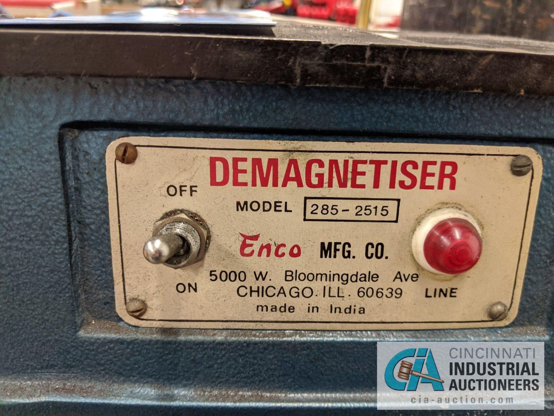 ENCO MODEL 285-2515 DEMAG UNIT - Image 2 of 3