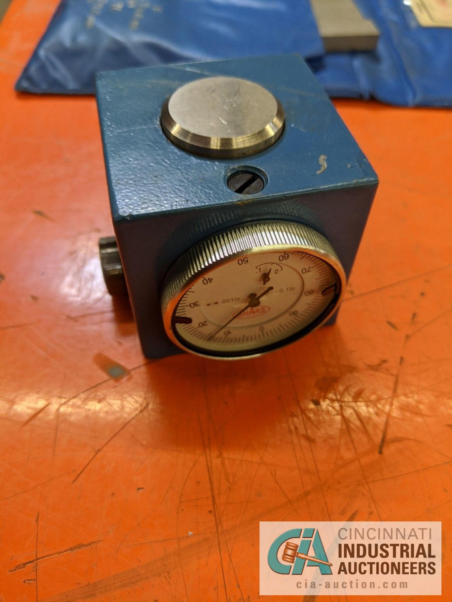 (LOT) INSPECTION; T-HANDLE MICROMETERS, PARALLEL SET AND Z-AXIAL PRESET GAUGE - Image 7 of 8