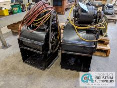 BLOWER UNIT WITH DELCO ELECTRIC MOTORS