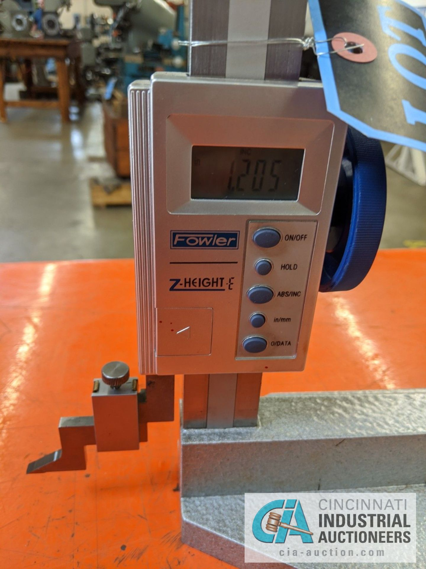 """18"""" FOWLER """"2-HEIGHT"""" DIGITAL HEIGHT GAGE - Image 2 of 4"""