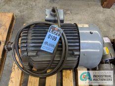 20 HP BALDOR ELECTRIC MOTOR