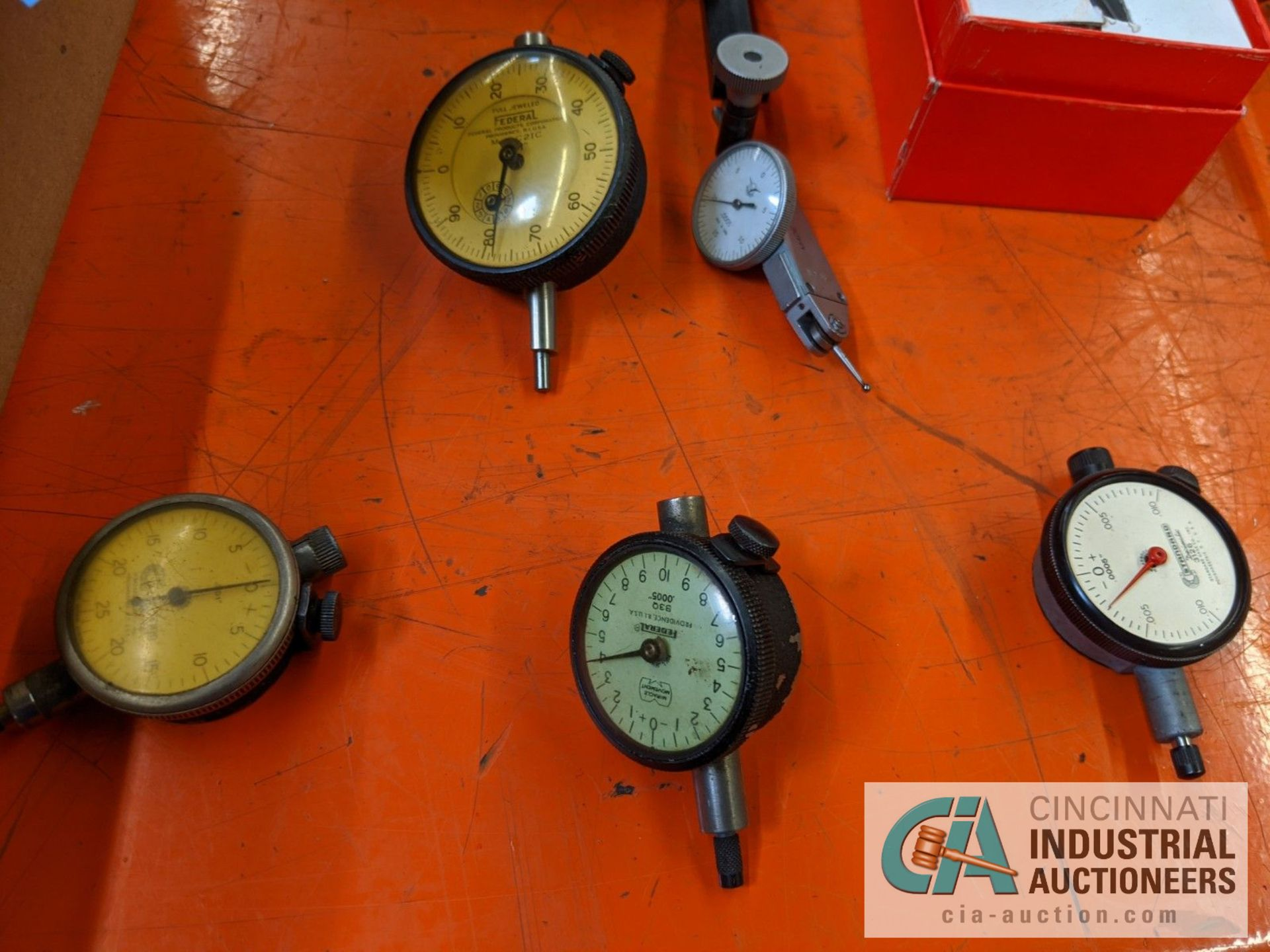 (LOT) ASSORTED DIAL INDICATORS - Image 6 of 7