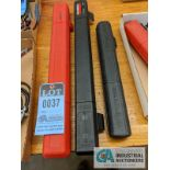 TORQUE WRENCHES BY PITTSBURG, GEAR WRENCH AND TEKTON