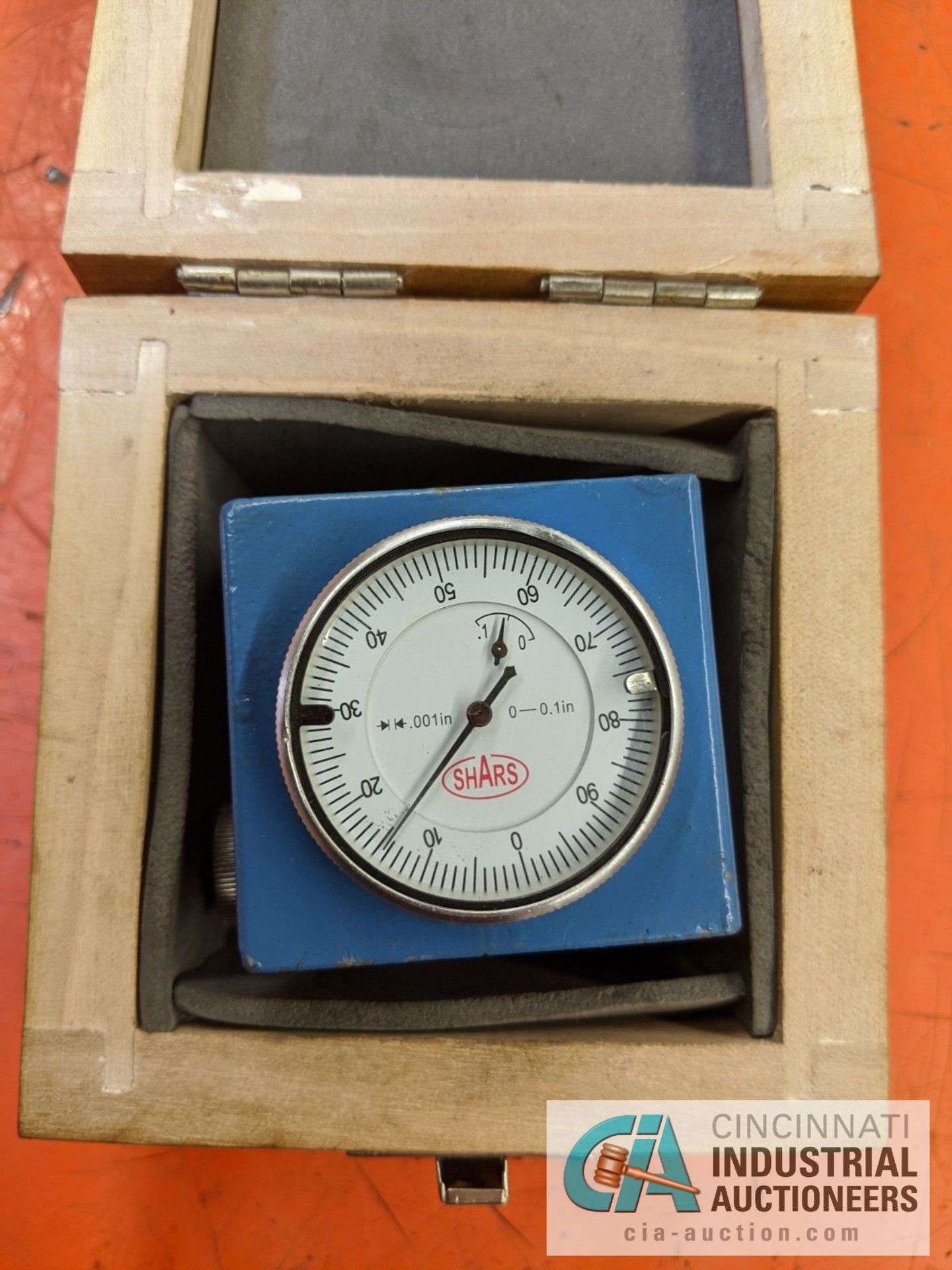(LOT) INSPECTION; T-HANDLE MICROMETERS, PARALLEL SET AND Z-AXIAL PRESET GAUGE - Image 8 of 8