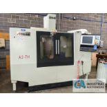 "ATRUMP MODEL A2-7H CNC VERTICAL MACHNING CENTER; S/N A2NC170019, 7.5 KW, 10"" X 54"" TABLE, X-TRAVEL"