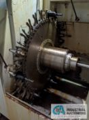 40 TAPER TOOLS IN MACHINE