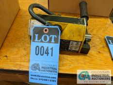 INDUSTRIAL MAGNETS POWER LIFT MAGNET, MODEL PLN0800, UP TO 800 LB.