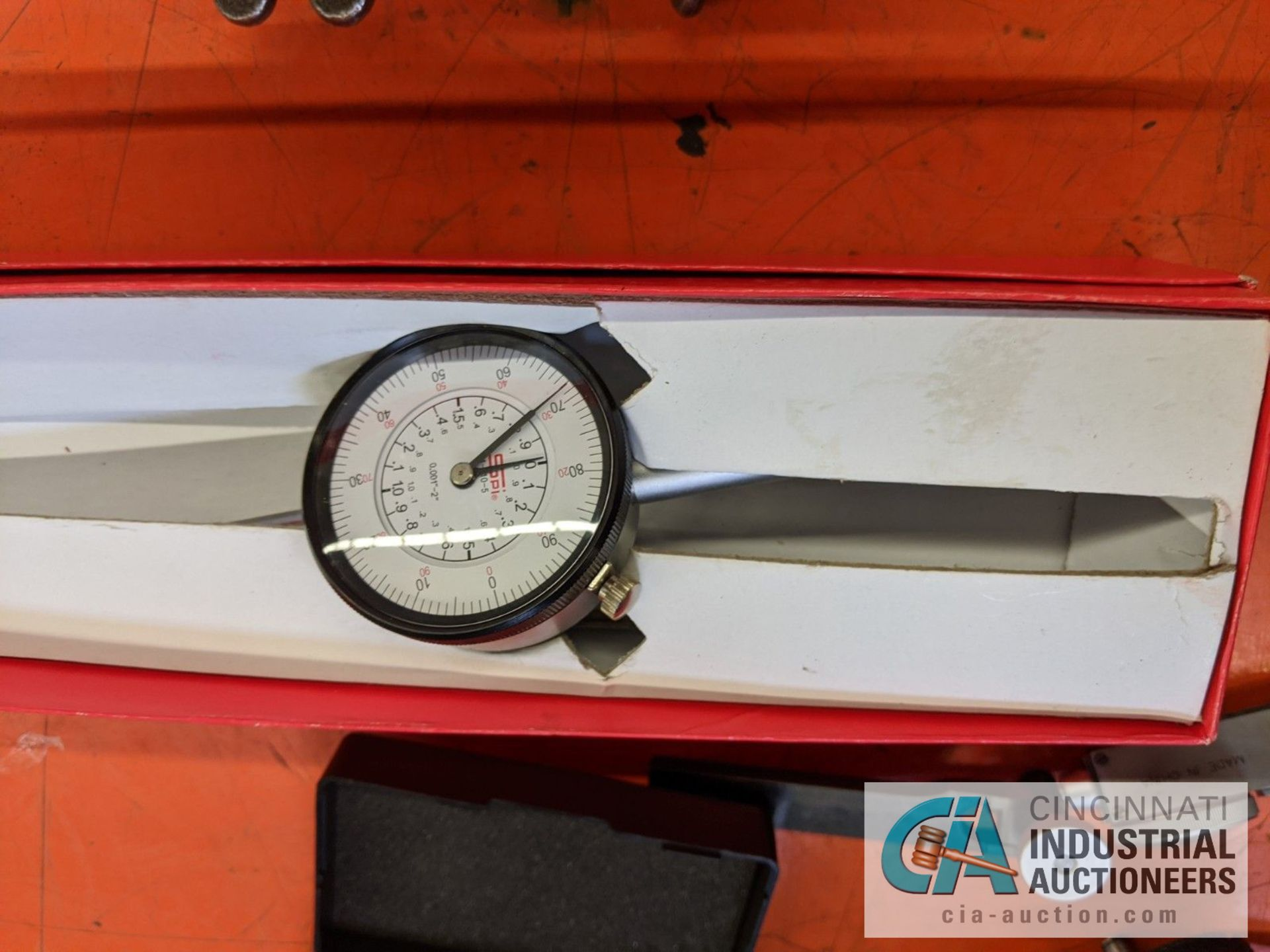 (LOT) ASSORTED DIAL INDICATORS - Image 3 of 7