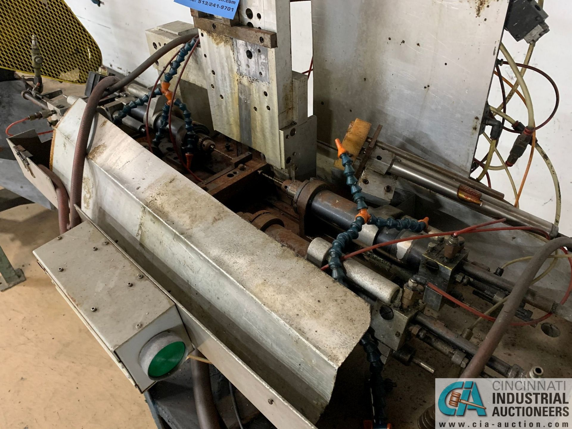 4-SPINDLE HORIZONTAL DRILLING MACHINE - Image 2 of 2