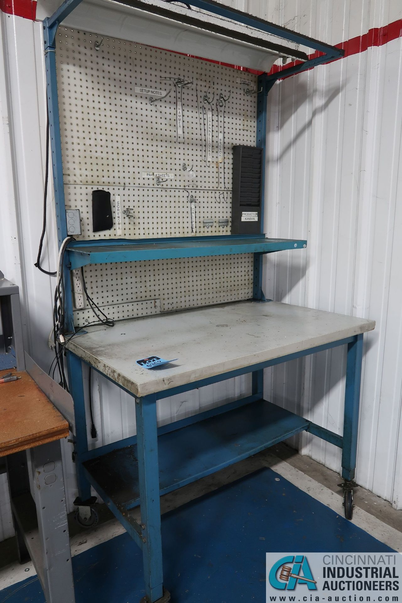 MISCELLANEOUS WORK STATIONS - Image 3 of 3