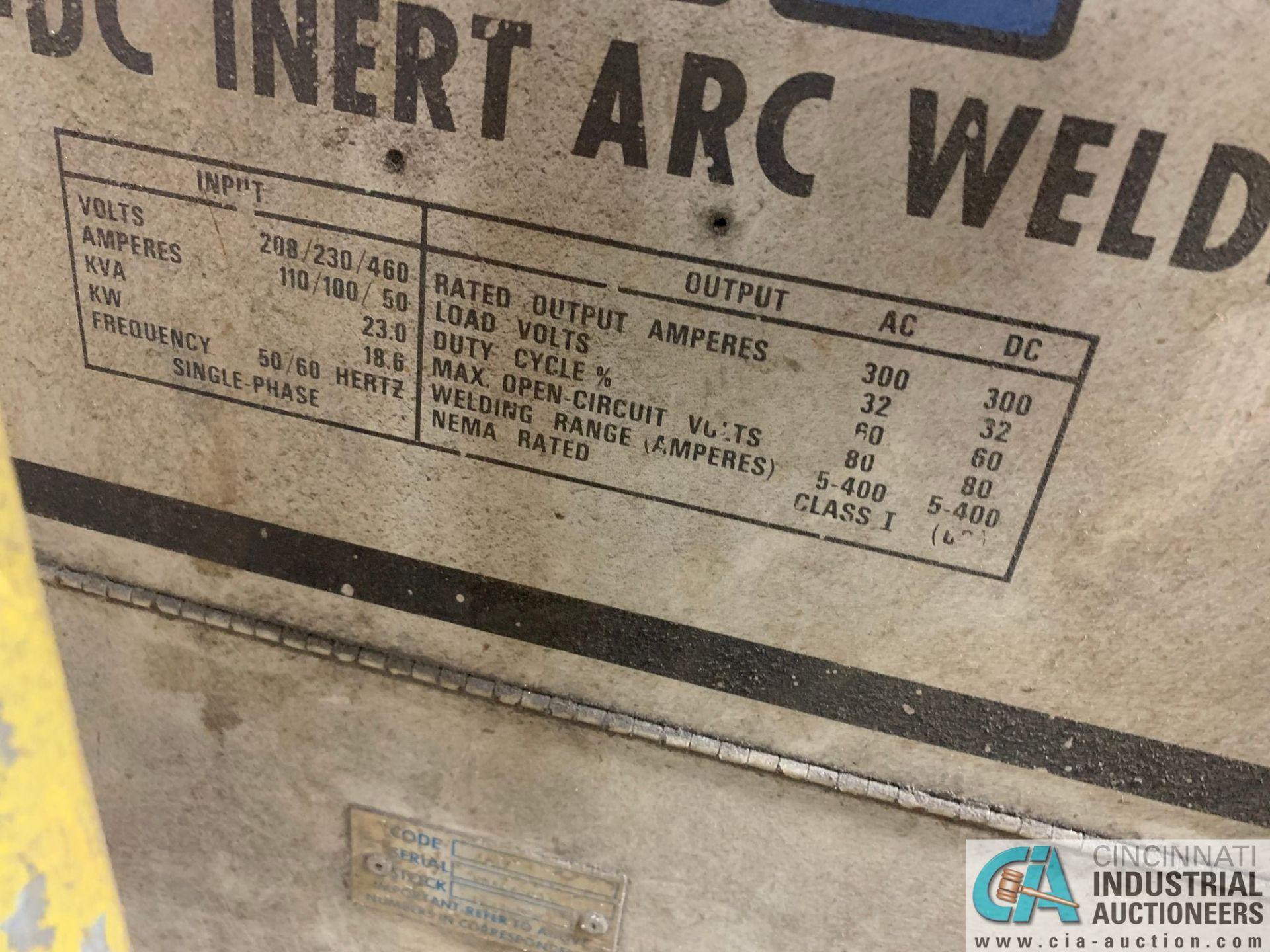MID STATES ARC WELDER - Image 3 of 3
