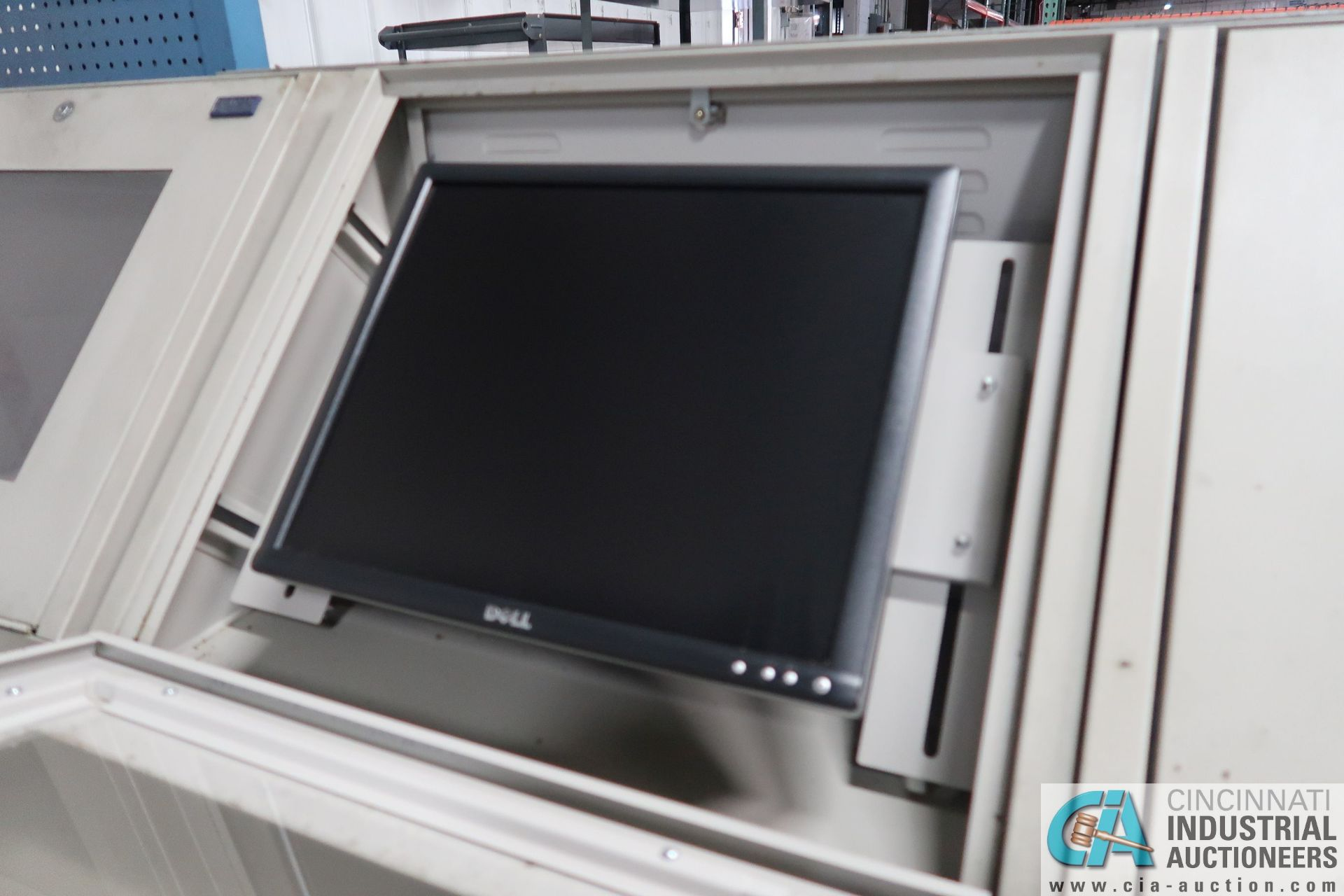 GLOBAL PORTABLE COMPUTER WORKSTATIONS WITH DELL FLAT SCREEN - Image 2 of 5