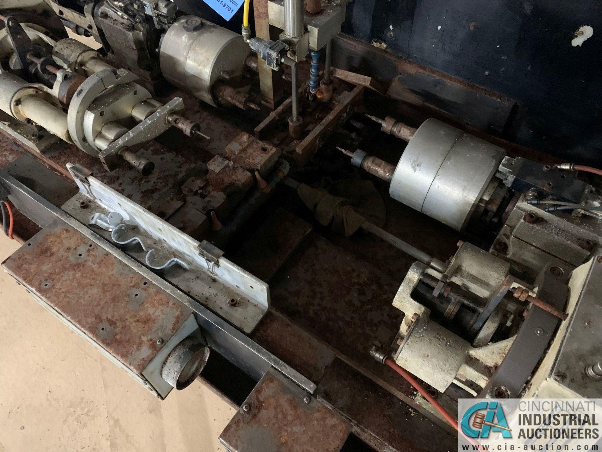 8-SPINDLE HORIZONTAL DRILLING MACHINE - Image 4 of 4