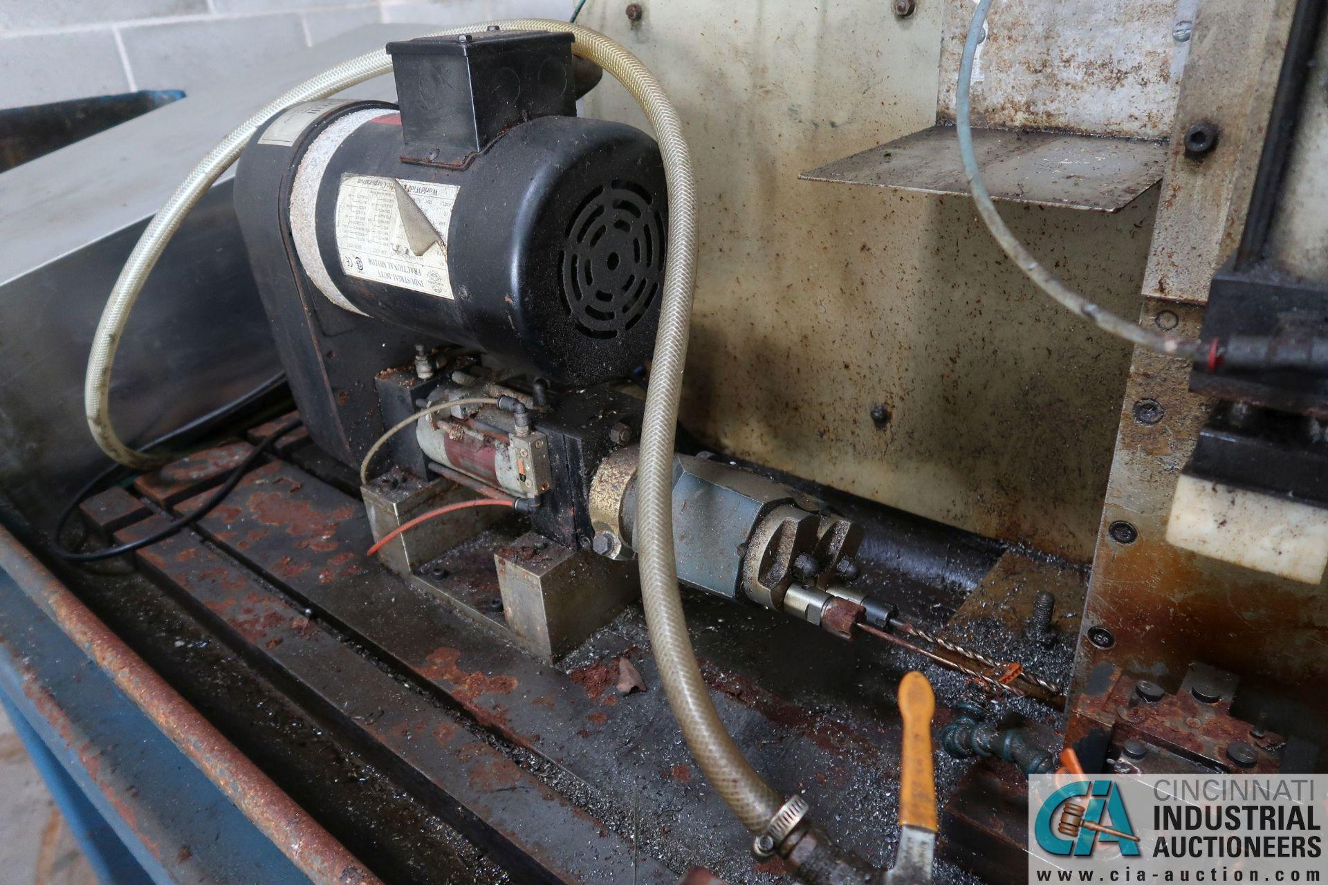 CUSTOM BUILT HORIZONTAL AUTO DRILL MACHINE - Image 3 of 4