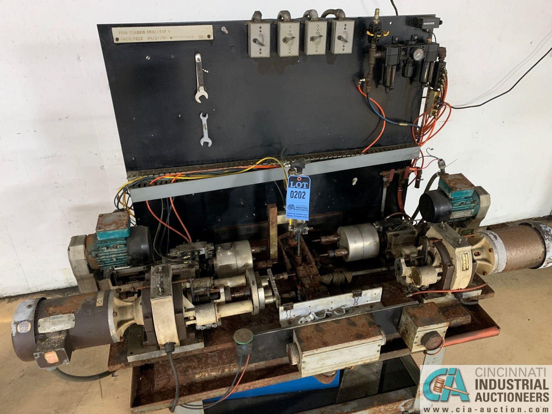 8-SPINDLE HORIZONTAL DRILLING MACHINE - Image 2 of 4