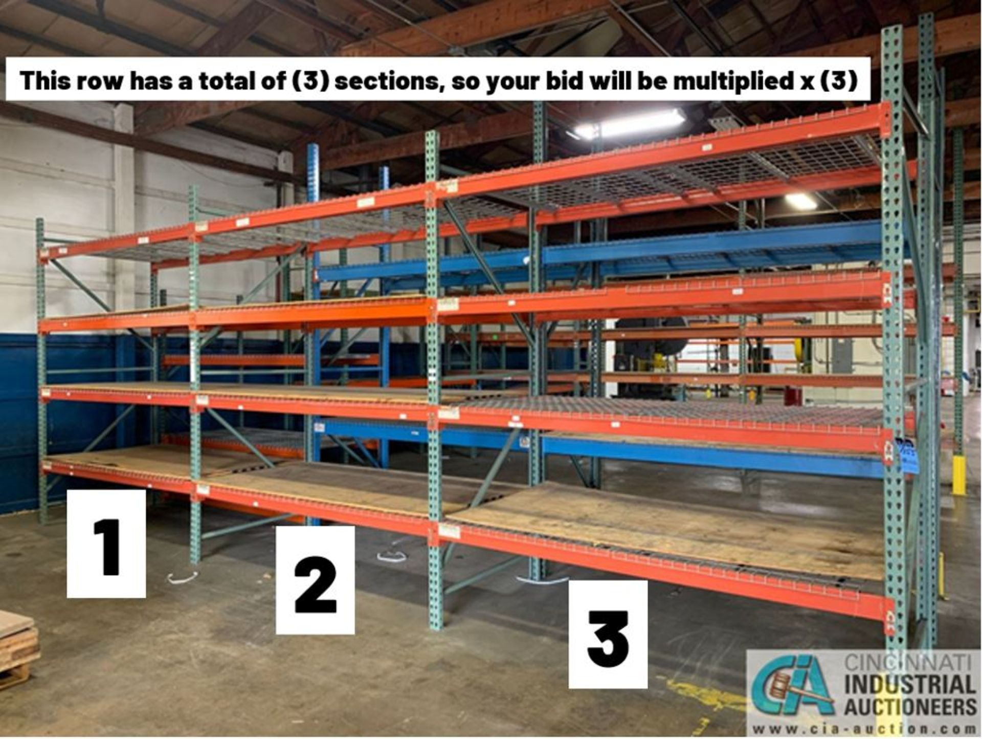 IMPORTANT NOTICE – On lots with a quantity your bid will be multiplied by that amount. - Image 3 of 4