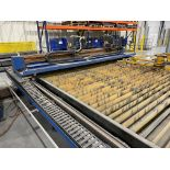11' X 21' Hypertherm Two-Head Plasma Cutting Table; **Subject to Confirmation** Located Red Bud, IL