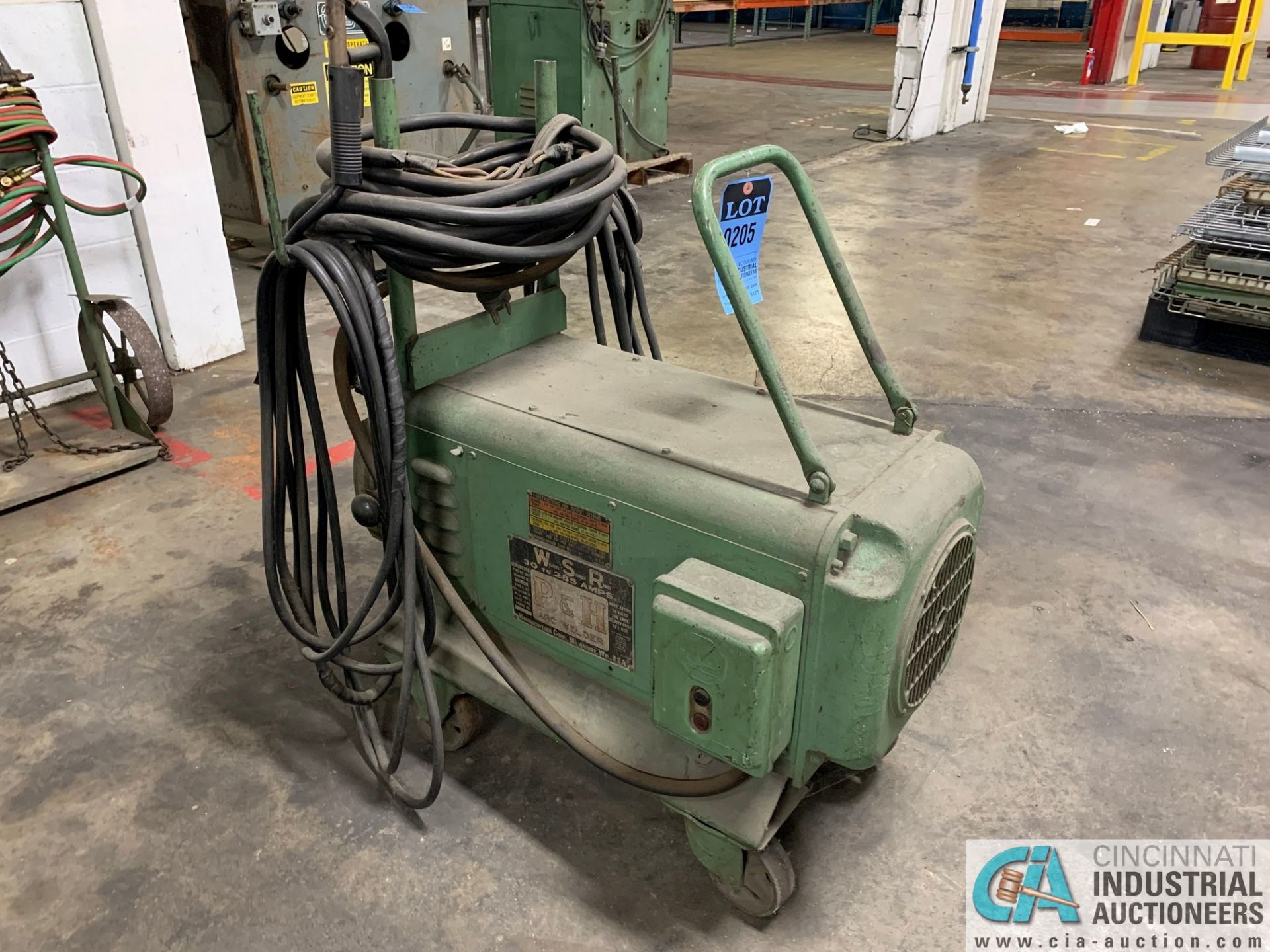 P&H ARC WELDER