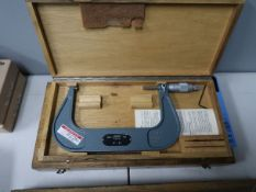 "5"" - 6"" TESA OUTSIDE MICROMETER"