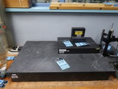 "36"" X 24"" X 4"" GRANITE SURFACE PLATE"