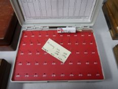 .020-.060 PIN GAGE SET