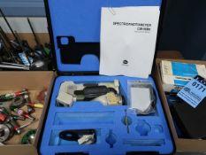 MINOLTA MODEL CM-508D SPECTROPHOTOMETER