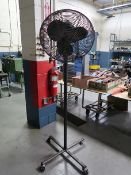 "18"" PEDESTAL AIR CIRCULATOR"