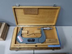 "4"" - 5"" TESA OUTSIDE MICROMETER"