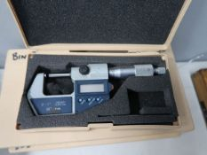MITUTOYO DIGITAL MICROMETERS