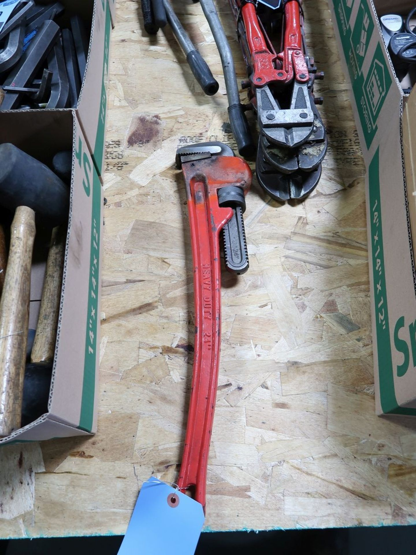 "24"" PIPE WRENCH"