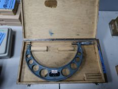 "8"" - 9"" TESA OUTSIDE MICROMETER"