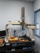 MITUTOYO AE122 COORDINATE MEASURING MACHINE; S/N 173-1995-01107, WITH RENISHAW MH20I PROBE, PC AND