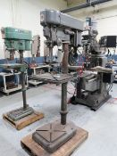 "20"" DELTA MODEL 70-400 PEDESTAL DRILL PRESS; S/N 1386052"
