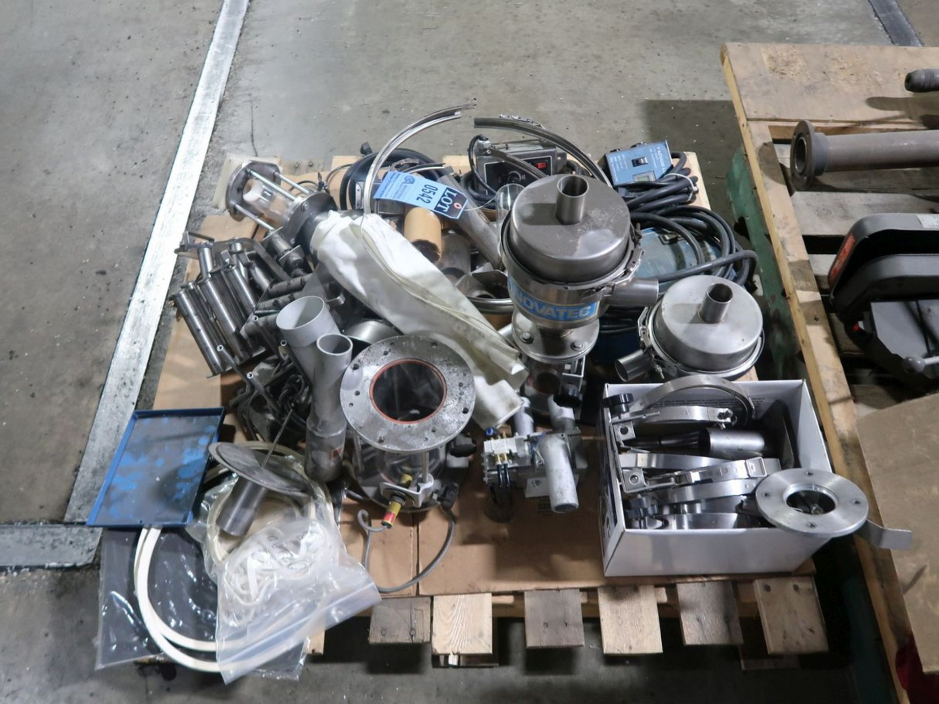 (LOT) MISC. LOADERS & PARTS - Image 2 of 2