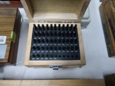 .011-.060 PIN GAGE SETS