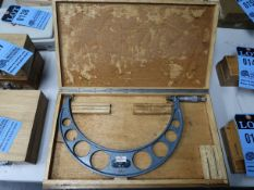 "10"" - 11"" TESA OUTSIDE MICROMETER"