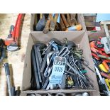 (LOT) ALLEN AND T-WRENCHES