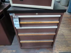 FIVE-DRAWER LISTA CABINET W/ EDM TOOLING