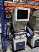 7.5-HP NELMOR MODEL G1012P1 GRANULATOR; S/N 931133897