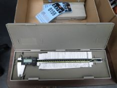 "12"" MITUTOYO DIGIMATIC DIGITAL CALIPERS"