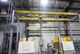**2-TON X 6' X 25' APPROX. FREE-STANDING CRANE SYSTEM**Subject to bid confirmation**