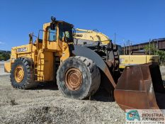 MICHIGAN MODEL L320 RUBBER TIRE WHEEL LOADER; S/N 811A197CAC, 12' BUCKET **2100 Central Furnace Ct.,